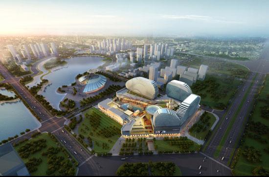 隆基泰和:聚焦高质量发展 助力城市能级提升