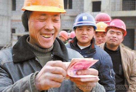 """破解欠薪难题 让农民工不再""""忧薪"""""""