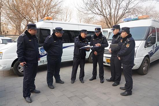 北京试点开展跨区域 执法检查行动