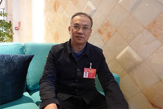 湖南省生态环境厅副厅长潘碧灵:改善人居环境是一项持久战