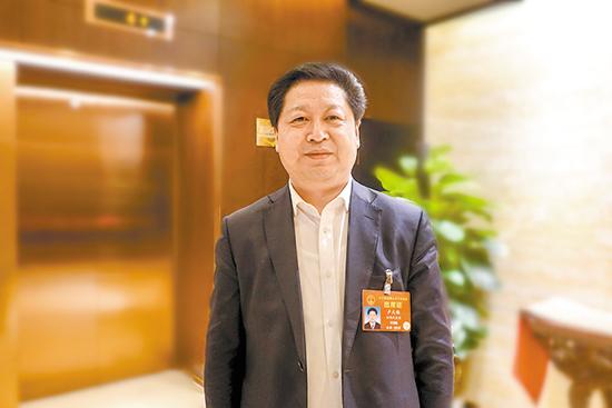 """江西省住房和城乡建设厅厅长卢天锡:让城市真正做到""""内外兼修"""""""
