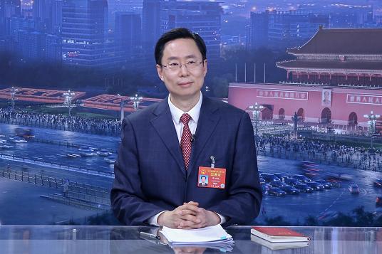 全国人大代表、南京市市长蓝绍敏:回应关切补齐短板 高质量建设美丽古都