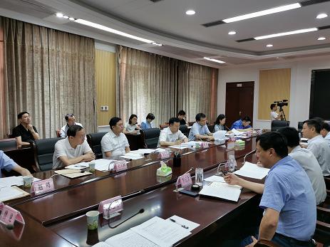 住房和城乡建设部在红安县和麻城市召开定点扶贫部县(市)联席会议