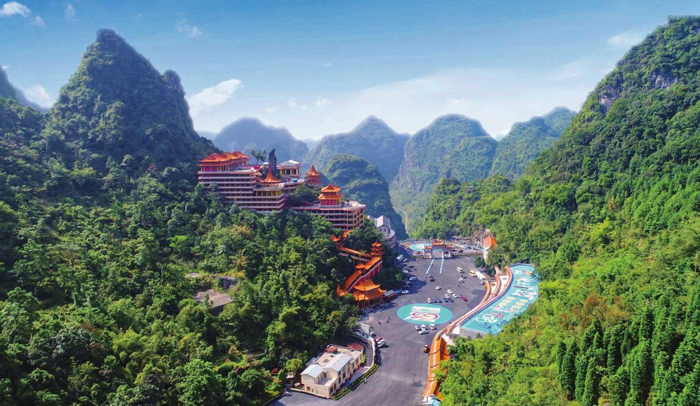 南宁:生态优先绿色发展 让智慧城市更宜居
