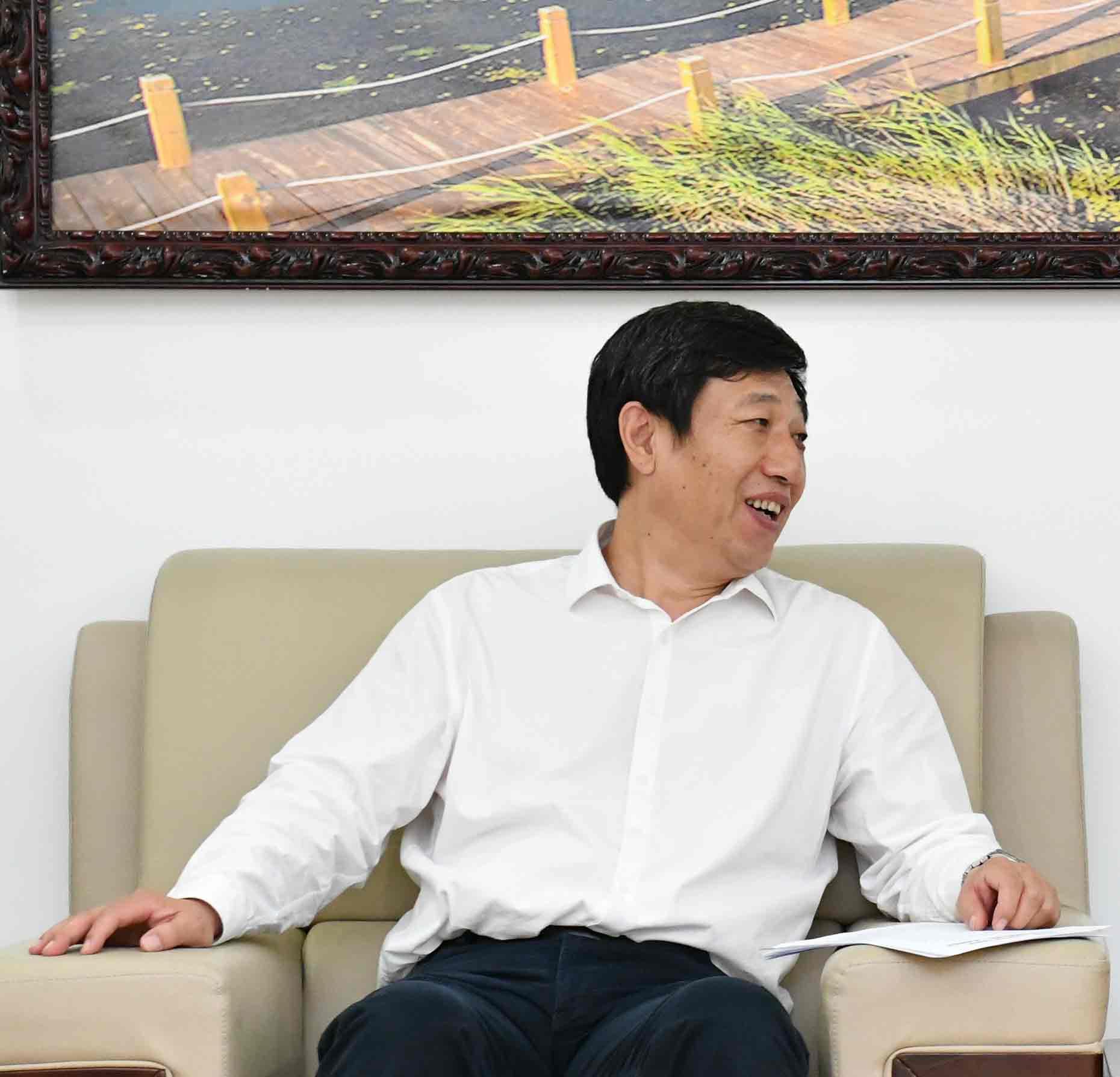 """聚焦民生 践行""""初心""""——访黑龙江省住房和城乡建设厅党组书记、厅长杨春青"""