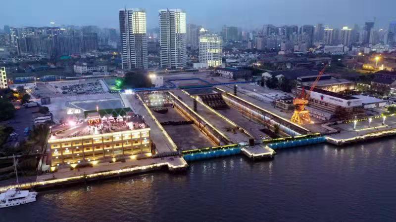 杨浦滨江迎来艺术盛会  2019上海城市空间艺术季开幕