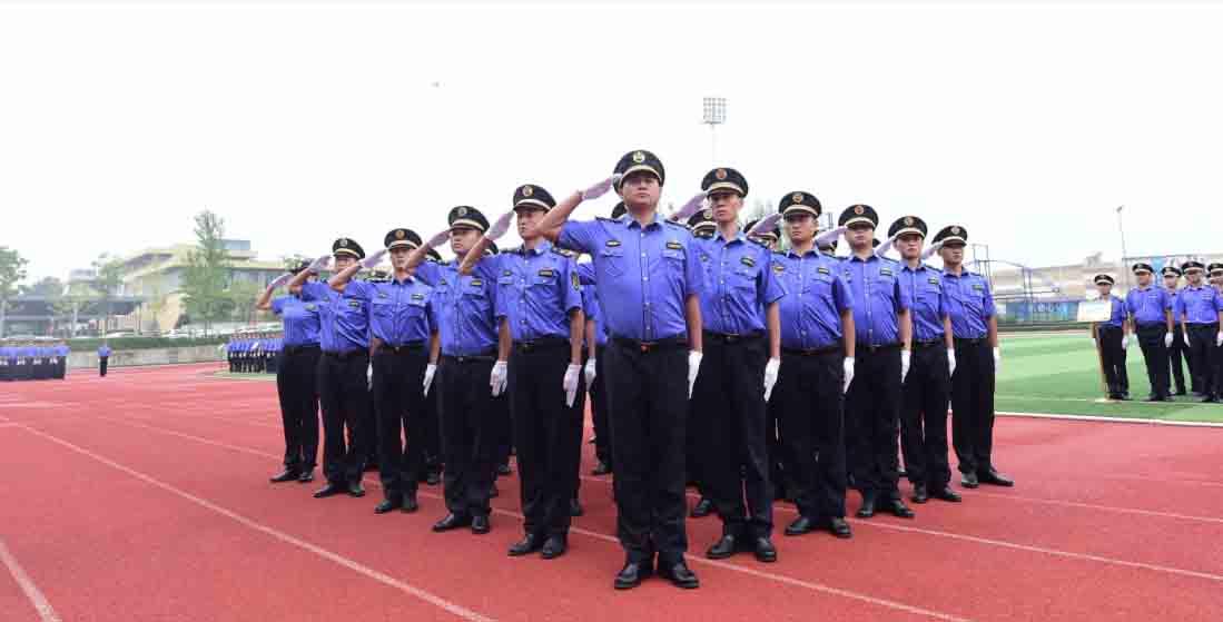 建设新时代高素质专业化队伍——成都市城市管理执法大练兵技能大竞赛活动侧记
