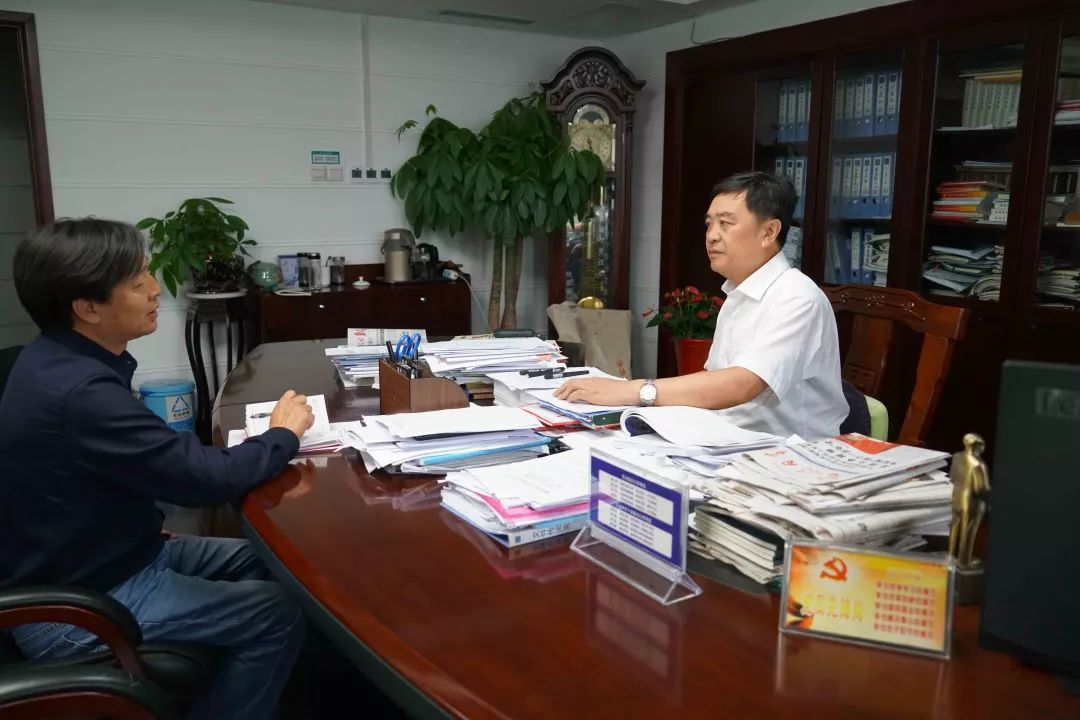 以高度的答题意识勇担新使命——访湖北省住房和城乡建设厅党组书记、厅长李昌海