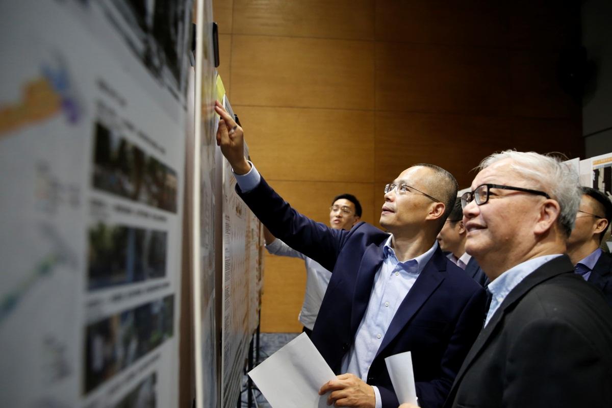 上海:城市设计挑战赛推动城市有机更新