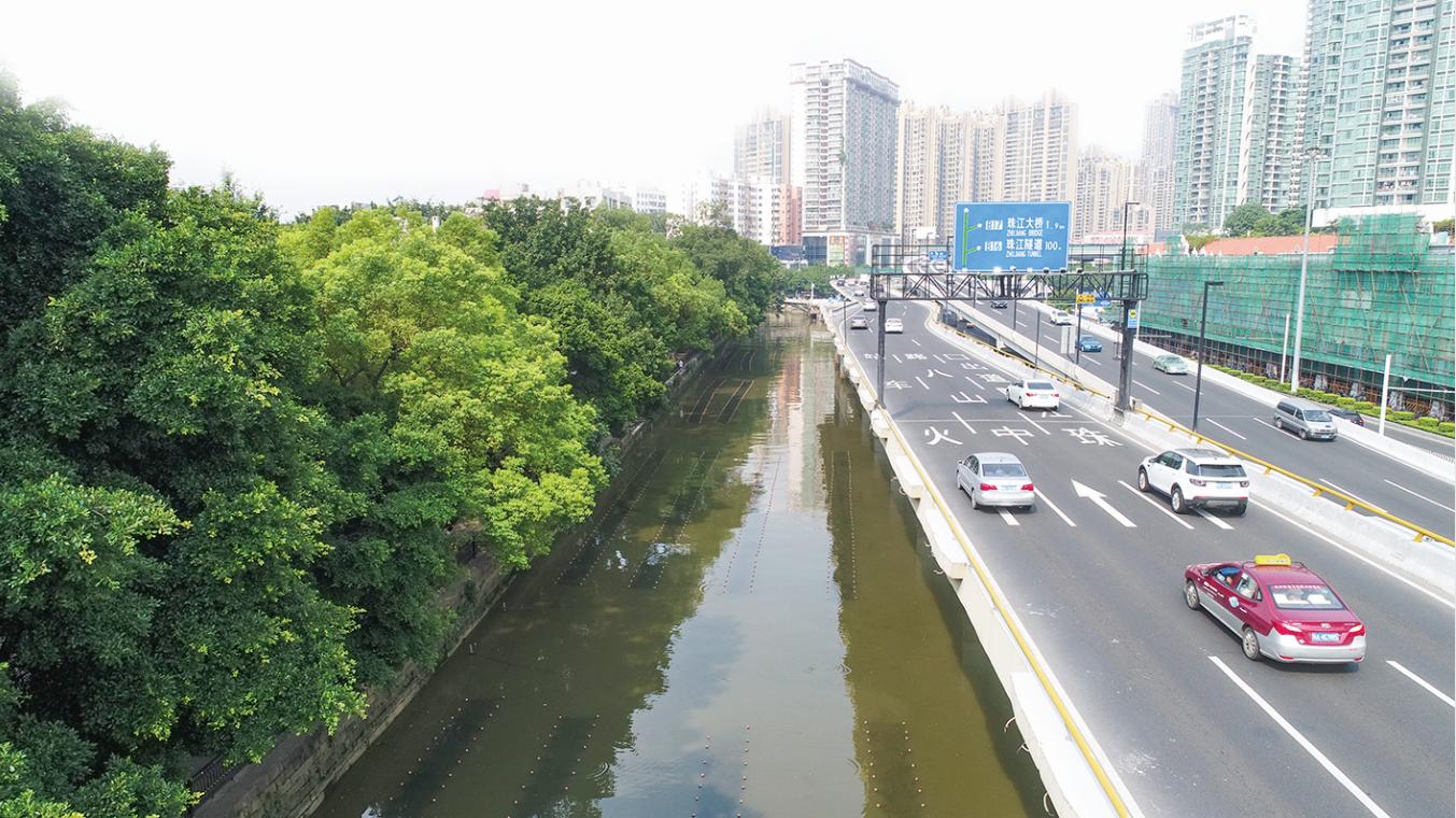 整治后的广州市沙基涌.png