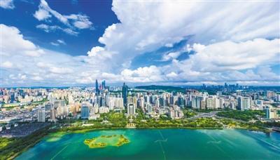 广西:八桂城乡 美丽宜居
