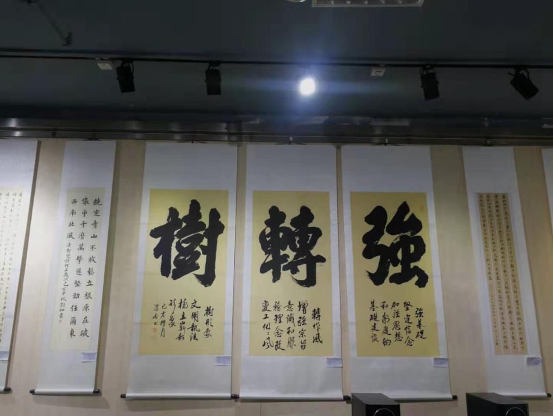 江西摄影书画展 聚焦城管风采