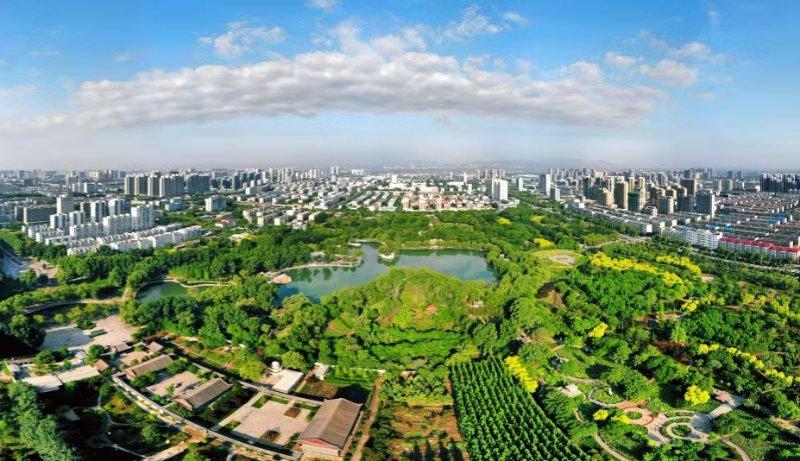 绿满邢襄  水润古城 以人民为中心加快建设高质量公园城市