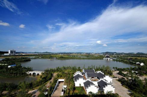 湘潭重点实施四大工程 还百姓清水绿岸鱼翔浅底