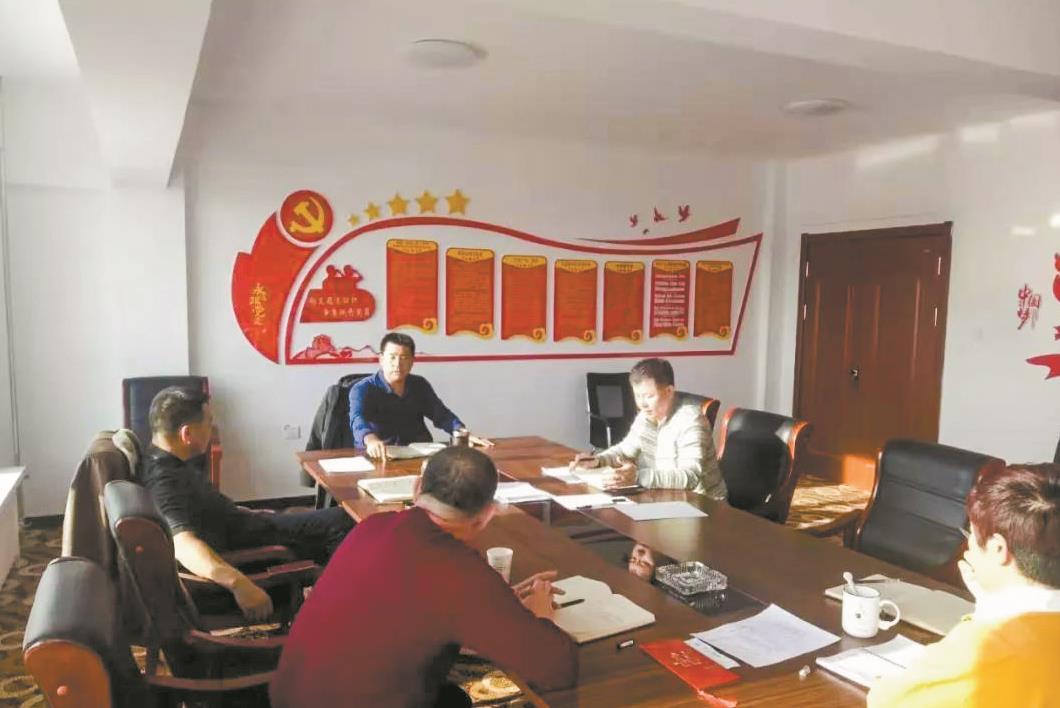 巴林右旗城市管理综合执法局开展安全生产检查行动
