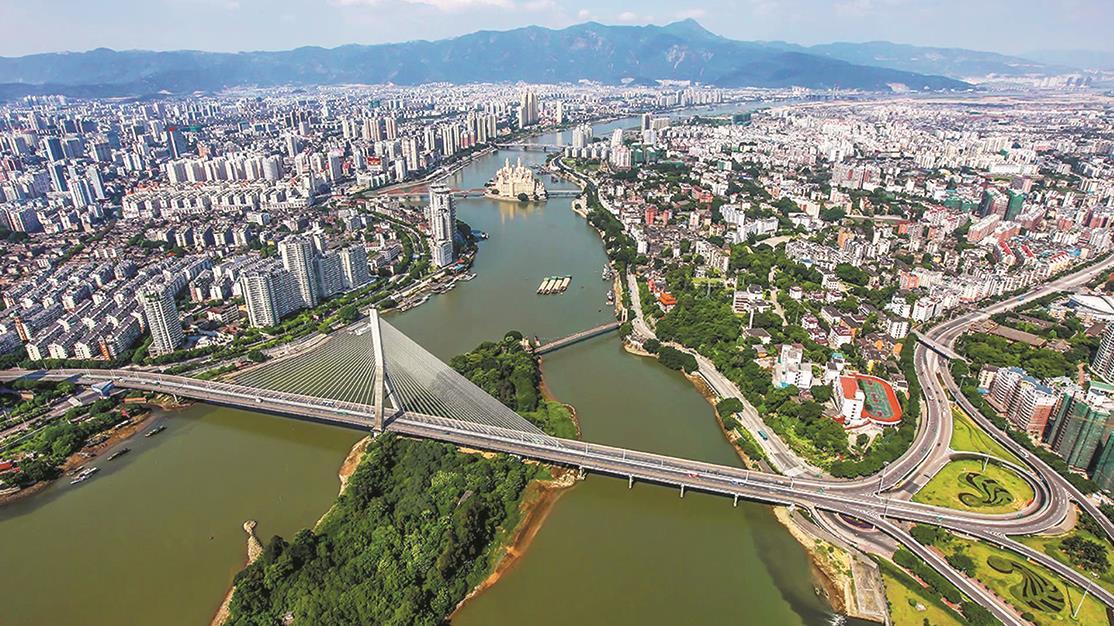 福州:高质量发展掷地有声 建设有福之州、幸福之城