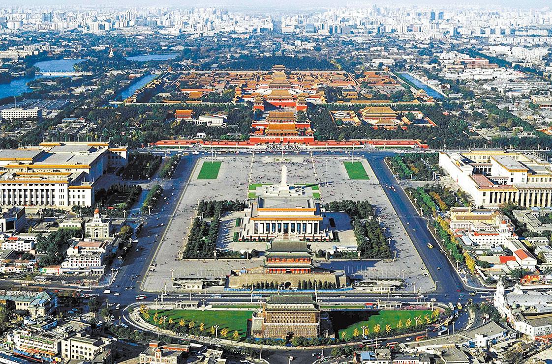 首都核心区老城保护与人居环境建设有了新范式