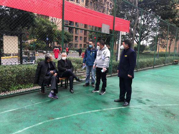 """重庆市沙坪坝区住房和城乡建设委:将党群组织建在抗""""疫""""工作第一线"""