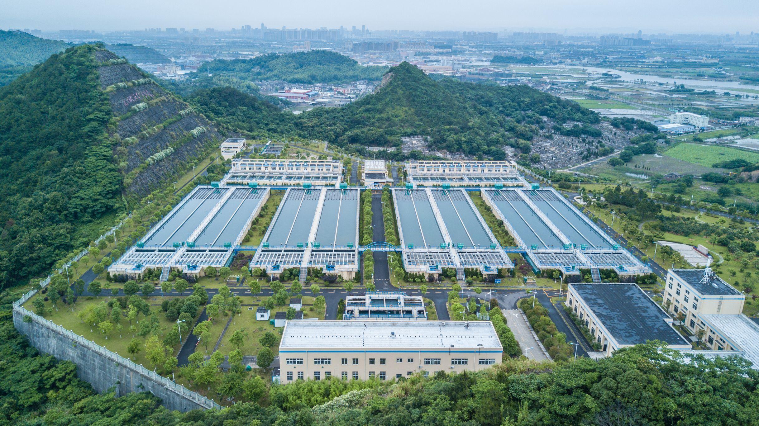 宁波市企业用水价格下调10%