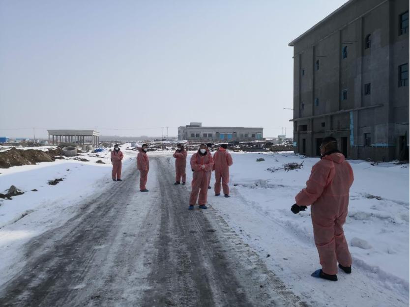 黑龙江:科学防控 多措并举 疫情防控复产复工双推进