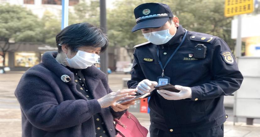 侨乡青田:疫情防控不放松 拆违控违不停歇