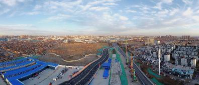 齐心抗疫,打赢疫情阻击战 复工复产,开启施工新征程 ——记天津地铁7号线一期工程3标项目部