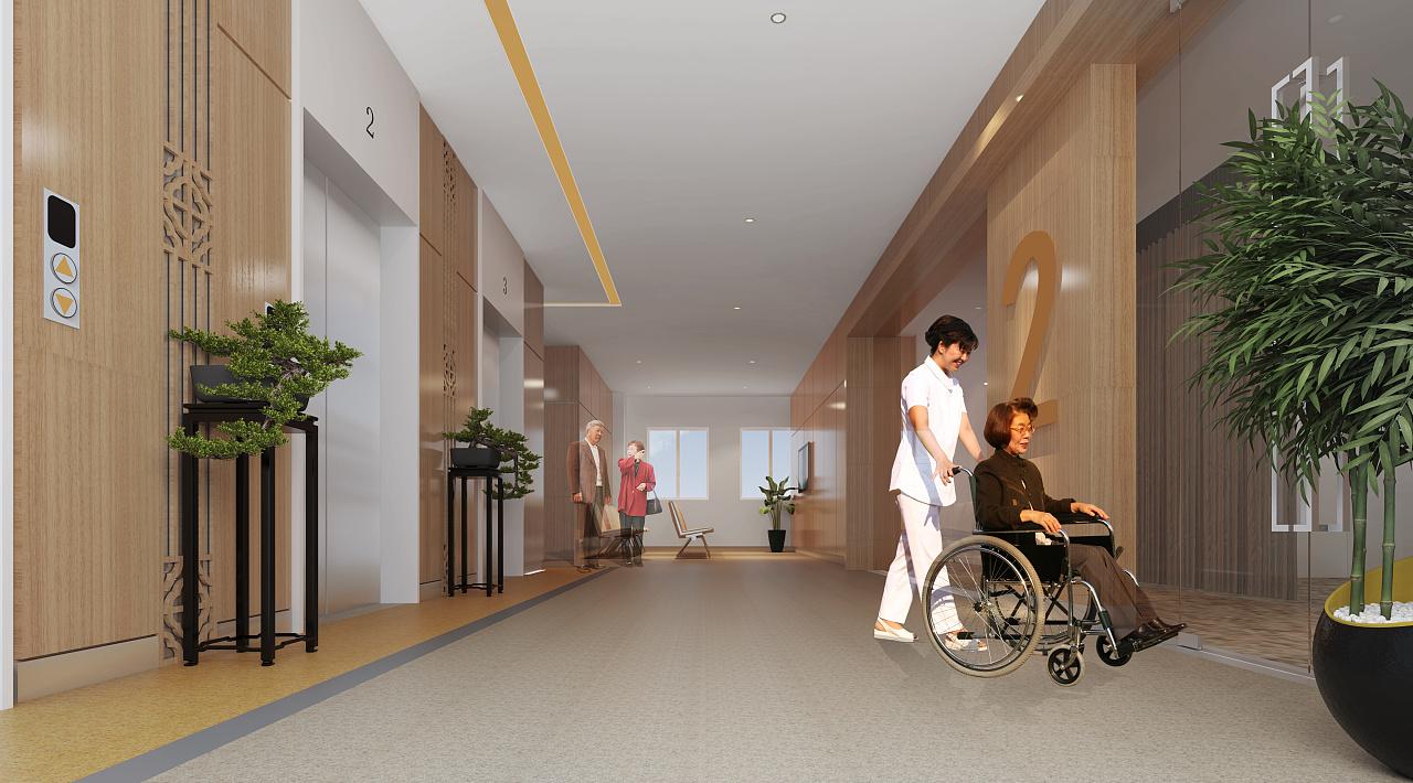 后疫情时代,养老设施及建筑的设计优化路径