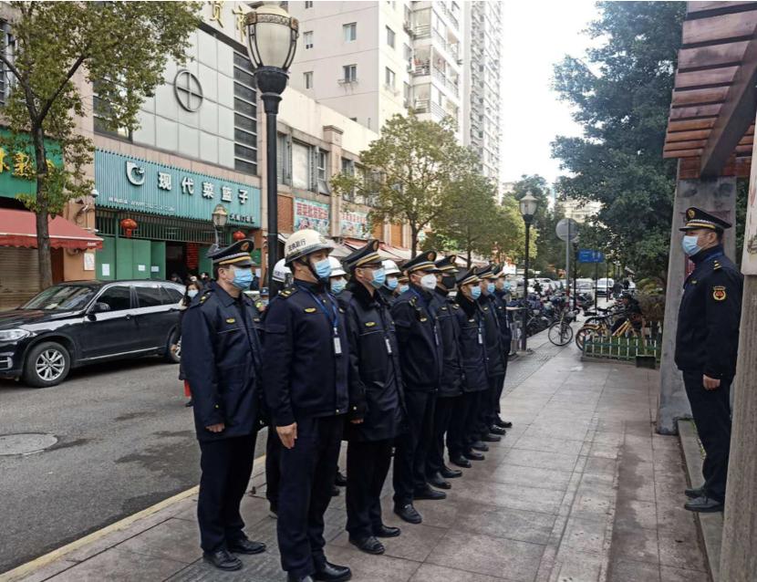 """温州综合行政执法局开启防疫复工""""快进""""模式"""