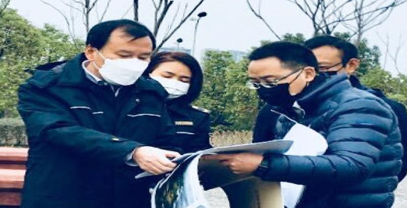 """宁波城市管理系统战""""疫""""宣传暖心凝力"""
