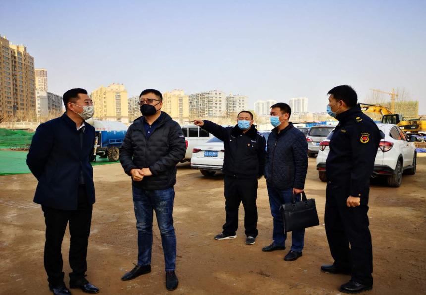 济南市城市管理局多措并举保障复工复产