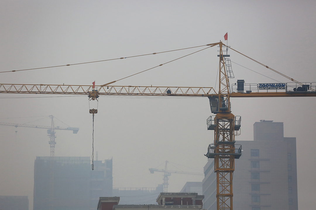 建筑业如何走出环保困境?加快转变传统作业方式是关键