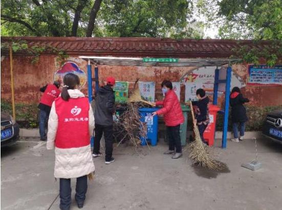 湖北襄阳襄城区持续深化城乡环境卫生整治
