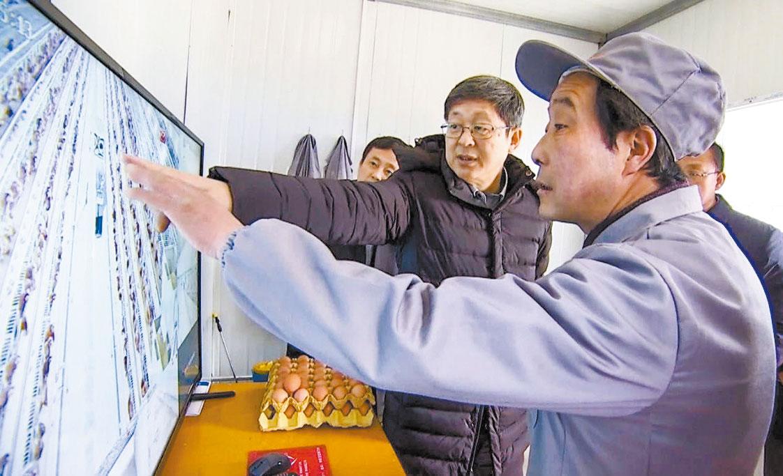 中国建设科技集团:助力脱贫攻坚  推动乡村振兴