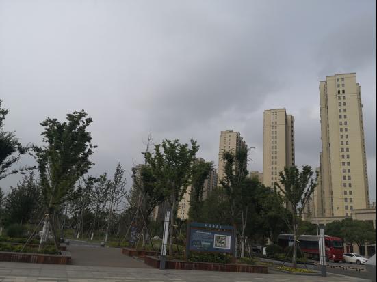 昔日棚户区成靓丽城市名片——江西省九江市推进城市棚户区改造纪实