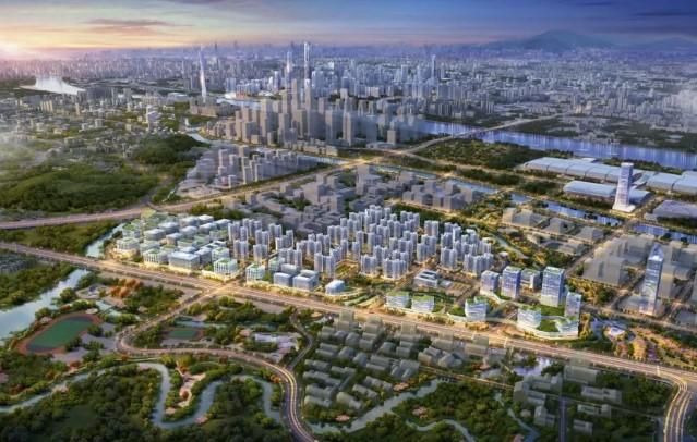富力旧改瞄准未来湾区中心 发力打造两座产融新城