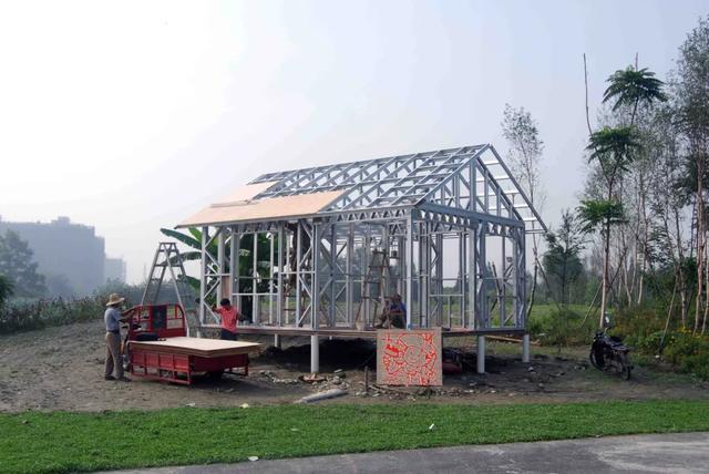 落地政策持续发力,钢结构装配式住宅迎来快速发展