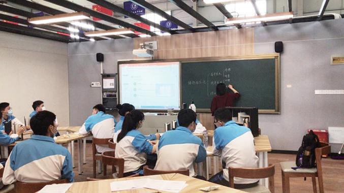 浙江建设技师学院:依托职业训练院 探索育才新模式