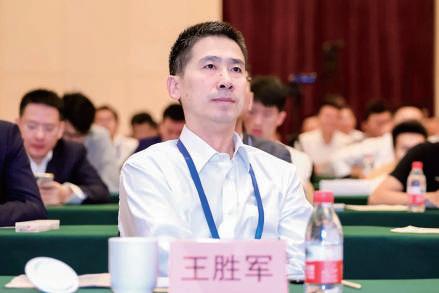 王胜军:打造数字造价管理新业态助力建筑业高质量发展
