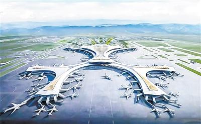 """打造""""春之林""""七彩机场"""