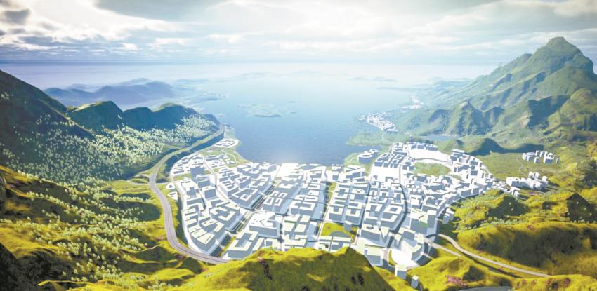 从BIM到CIM 助力新型智慧城市建设提质增效