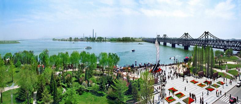 打造生态宜居城市 塑造环境一流国门
