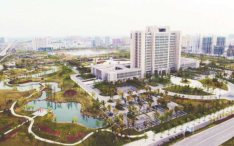 提升城市品质内涵 打造精致秀美明光